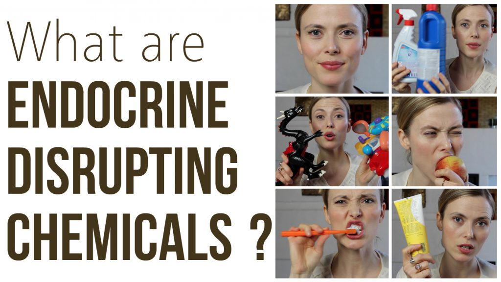What Are Endocrine Disrupting Chemicals?
