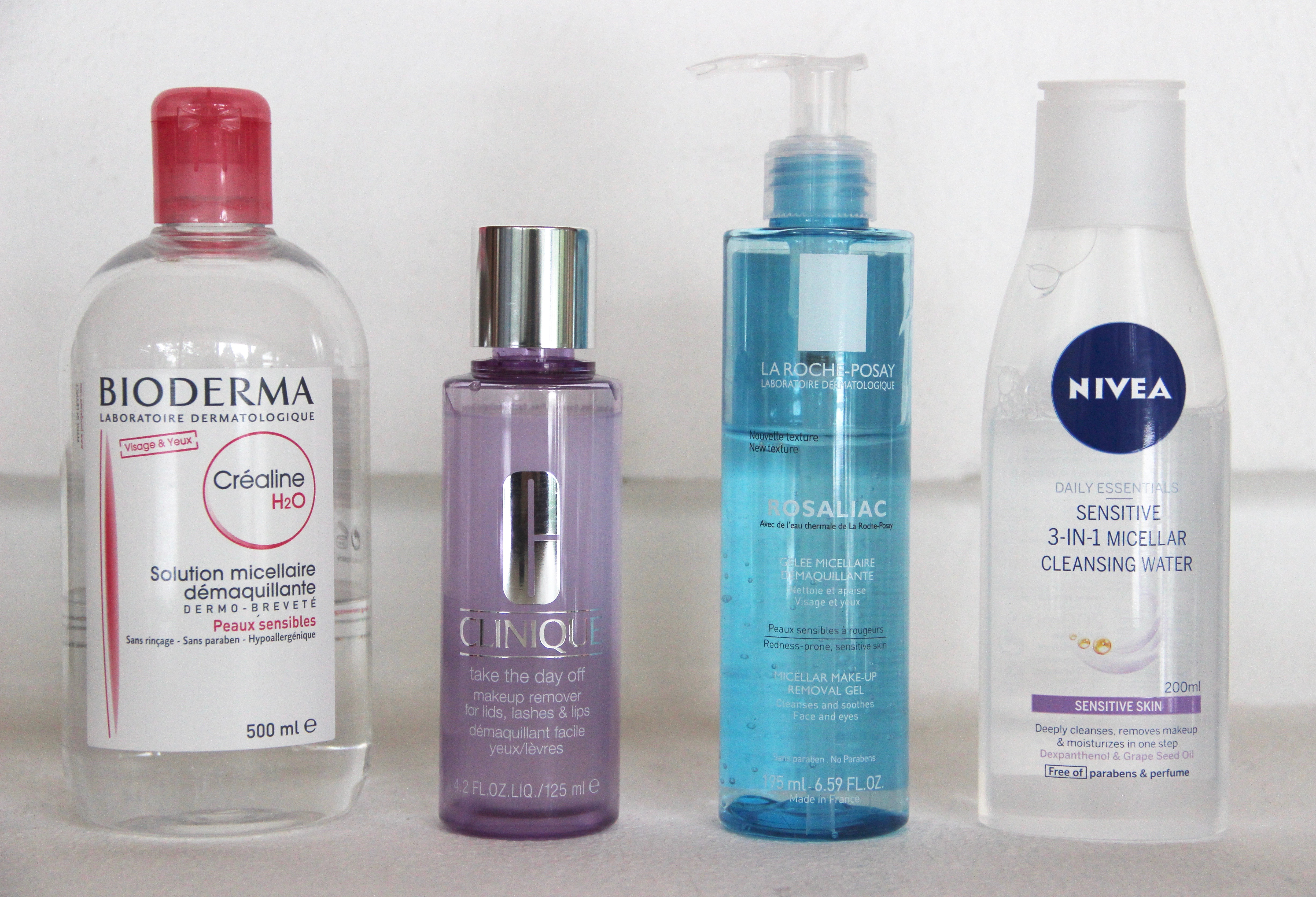 Makeup Removers Sensitive Eyes